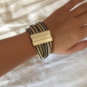 Multi band Bracelet